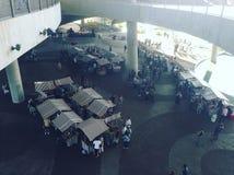 Vista de cima da feira Imagem de Stock