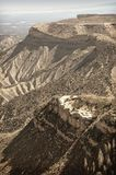 Vista de Colorado Imagen de archivo libre de regalías