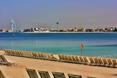 Vista de Dubai Foto de Stock Royalty Free
