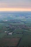 Vista de Ebendorf Imagen de archivo