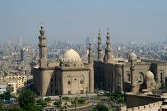 Vista de El Cairo Imágenes de archivo libres de regalías