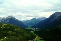 Vista de Erhenbergh Fotografia de Stock Royalty Free