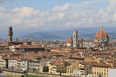 Vista de Florença, Italy Fotografia de Stock Royalty Free