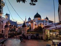 Vista de georgetown, penang, malaysia Fotos de Stock