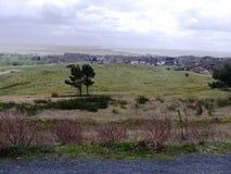 Vista de Hiddensee Fotografia de Stock Royalty Free