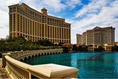 Vista de hoteles de lujo