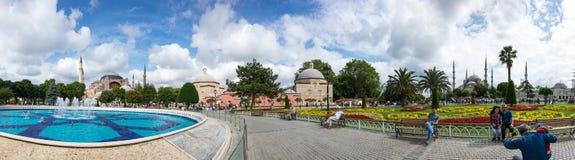 Vista de Istambul Fotos de Stock Royalty Free