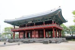 Vista de Jeju Mok Office en Corea del Sur Imagen de archivo