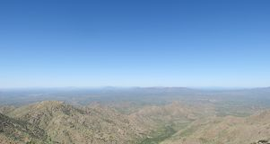Vista de Kitt Peak AZ Imagens de Stock