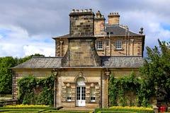 vista de la casa Glasgow del pollock Imágenes de archivo libres de regalías