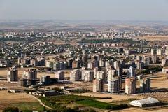 Vista de la ciudad. imágenes de archivo libres de regalías
