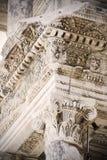 Vista de la ciudad antigua de Ephesus Foto de archivo