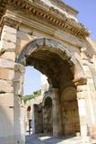 Vista de la ciudad antigua de Ephesus Imagen de archivo