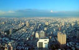 Vista de la ciudad de Gaoxiong en Taiwán Imagen de archivo libre de regalías
