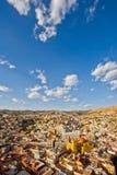 Vista de la ciudad de Guanajuato, México Imágenes de archivo libres de regalías