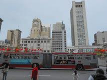Vista de la ciudad de San Francisco Imagen de archivo
