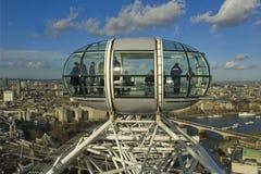 Vista de la ciudad para los turistas Fotos de archivo libres de regalías