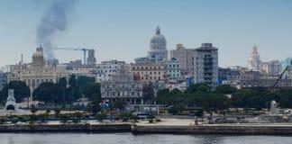 Vista de La Habana Fotografía de archivo