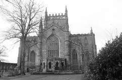 Vista de la iglesia Fotografía de archivo