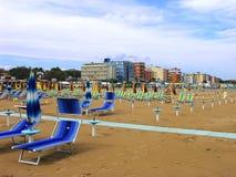 Vista de la playa Imagen de archivo libre de regalías