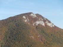 Vista de la roca foto de archivo