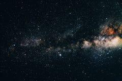 Vista de la tierra del espacio imagenes de archivo