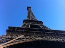 Vista de la torre Eiffel Fotografia de Stock Royalty Free