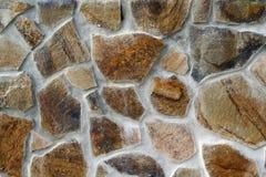 Vista de las texturas de piedra imágenes de archivo libres de regalías