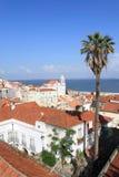 Vista de Lisboa Fotos de Stock Royalty Free