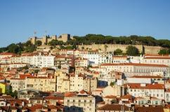 Vista de Lisboa Imagen de archivo