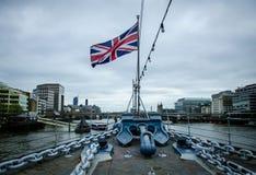 Vista de Londres Fotografía de archivo libre de regalías
