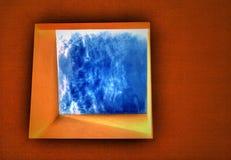 Vista de los cielos Fotografía de archivo