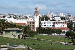 Vista de los edificios de San Francisco Fotografía de archivo