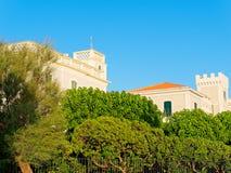 Vista de los edificios en Alghero cerdeña Foto de archivo libre de regalías