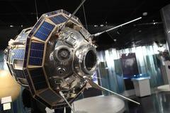 Vista de Luna 3 imagem de stock