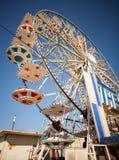 Vista de Luna Park Imagens de Stock