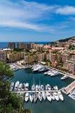 Vista de Mónaco fotos de archivo libres de regalías