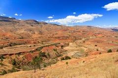 Vista de Madagáscar Fotografia de Stock