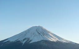 Vista de Monte Fuji de Kawaguchiko Fotos de Stock Royalty Free