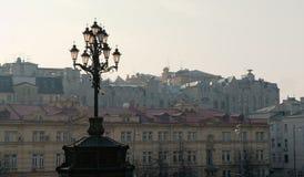 Vista de Moscú Fotos de archivo