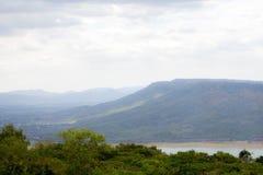 Vista de mountian Foto de archivo libre de regalías