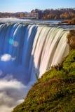 Vista de Niagara Falls imagens de stock royalty free