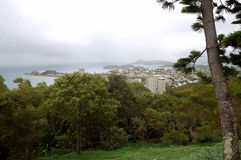 Vista de Noumea, Nova Caledônia imagens de stock royalty free
