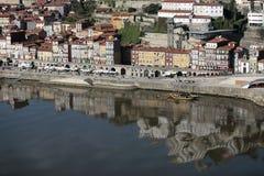 Vista de Oporto Foto de archivo