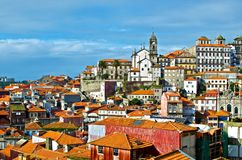 Vista de Oporto. foto de archivo libre de regalías
