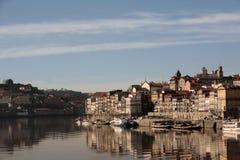 Vista de Oporto Fotos de archivo