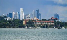 Vista de Panamá Foto de archivo