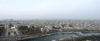 Vista de Paris Foto de Stock Royalty Free