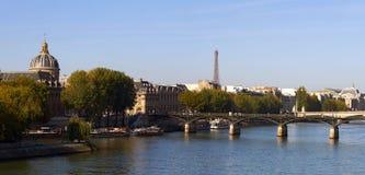 Vista de Paris, France Fotos de Stock Royalty Free