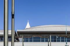 Vista de Parque das Nasoes Fotografía de archivo